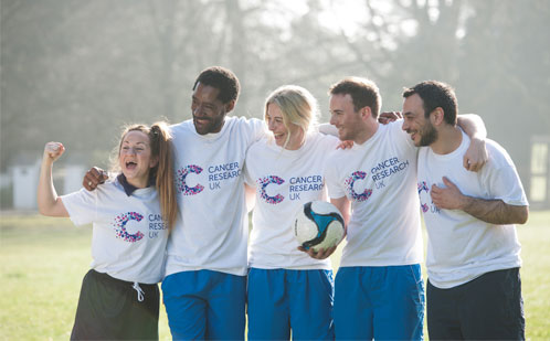 A Z Fundraising Ideas Cancer Research Uk