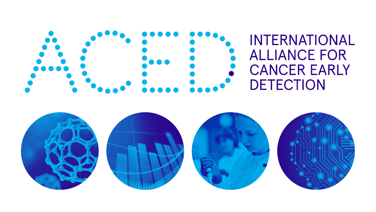 ACED - International Alliance for Cancer Early Detection logo