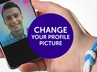 Change your Profile Picture