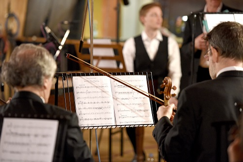 Royal Philharmonic Orchestra performing Two Thirds of Spring