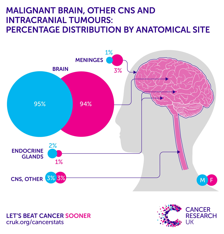 types of brain tumors