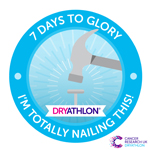 Dryathlon 2017 7 days to go badge thumbnail