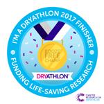 Dryathlon 2017 Finisher badge thumbnail