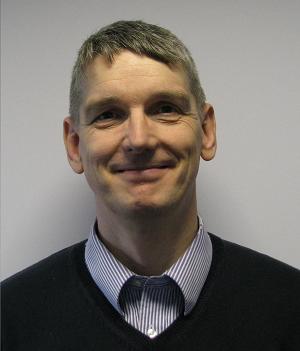Photo of Dr Chris Tasker