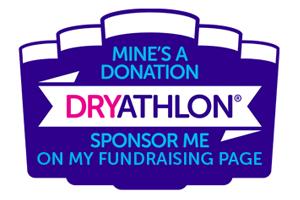 Dryathlon email sponsorship header