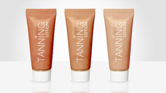 Fake tan and melanotan