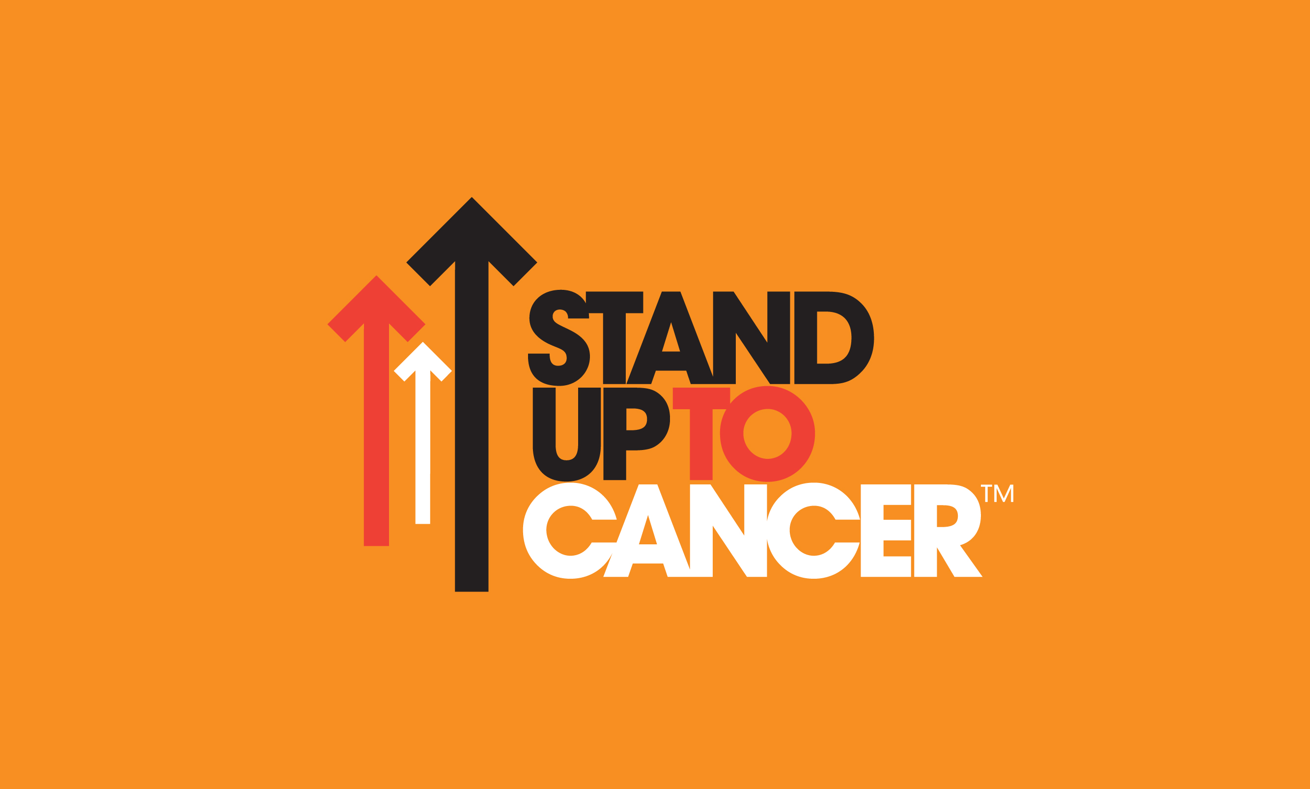 stand up to cancer link is external