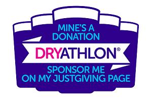 Dryathlon mine's a donation
