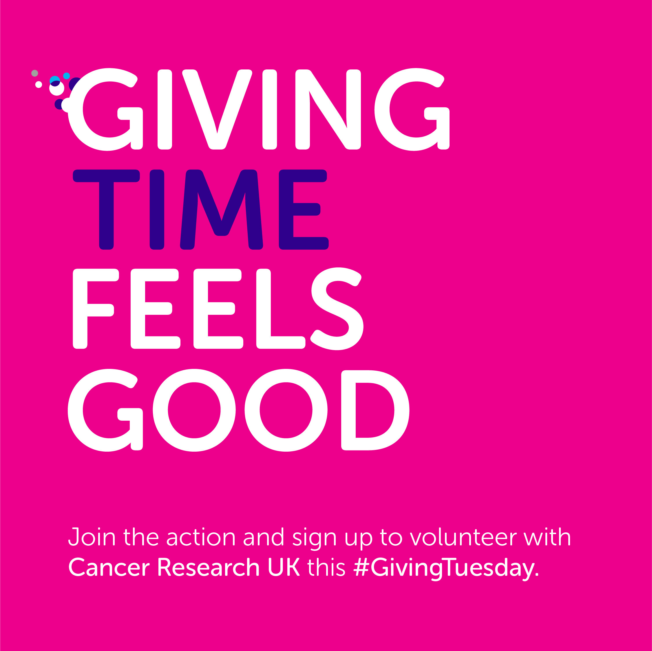 Giving tuesday 2017 cancer research uk for Good sites to shop online