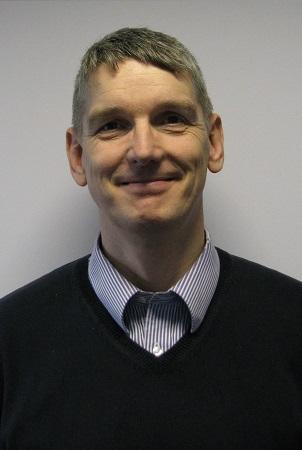 Photo of GP Dr Chris Tasker