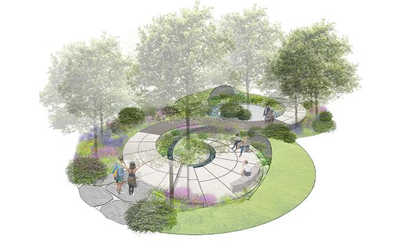 Legacy Garden image