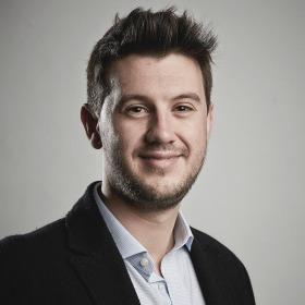 Matt, skilled office volunteer