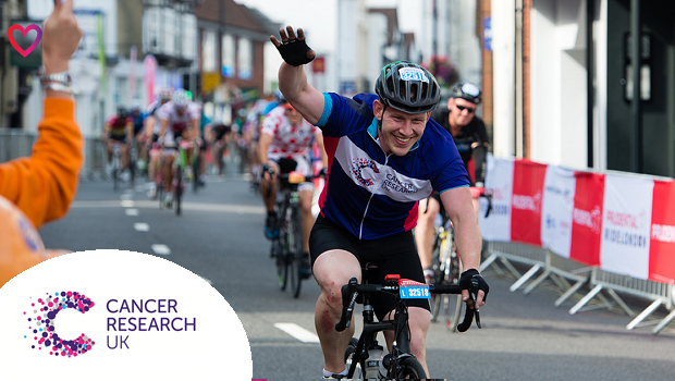 Prudential RideLondon-Surrey 100 | Cancer Research UK