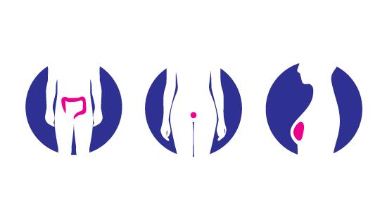 Screening icons