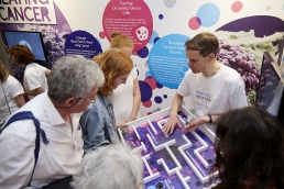 Royal society summer exhibition maze