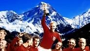 Football on Everest