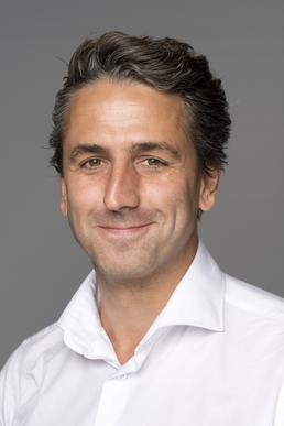 A photograph of Dr Marnix Jansen