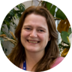 Photograph of Anne Croudass, lead research nurse