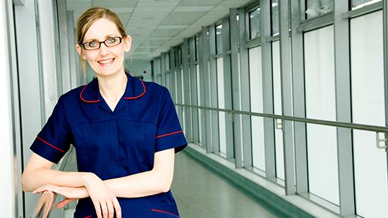Picture of a nurse
