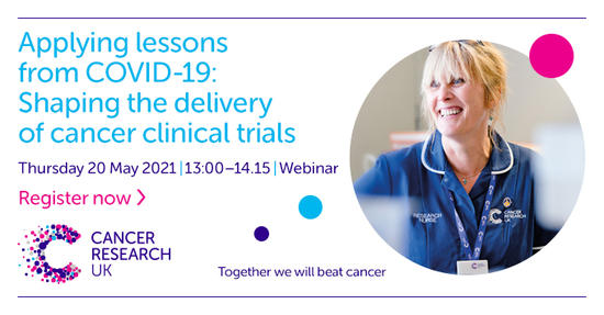 Applying lessons from COVID-19: Shaping the delivery of cancer clinical trials