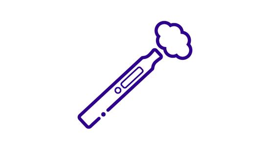 E-Cigarette Icon