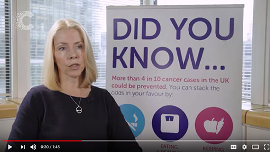 Linda Bauld sill from our do you think e-cigs play a role in smoking cessation video