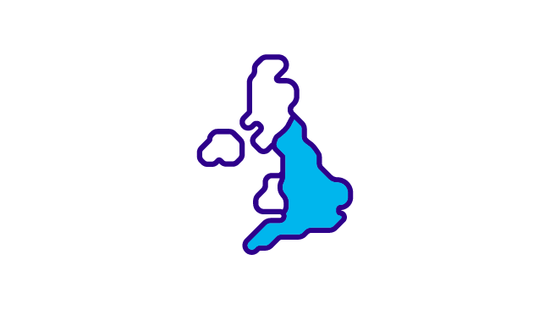 Icon of England cancer services