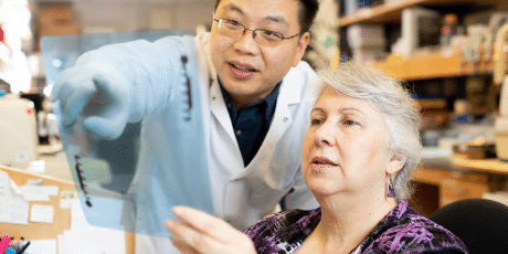 Thea Tlsty, Professor of Pathology at the University of California, San Francisco