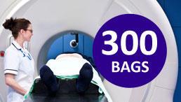300 bags
