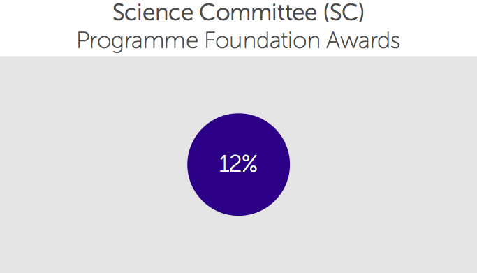 Programme Foundation Awards
