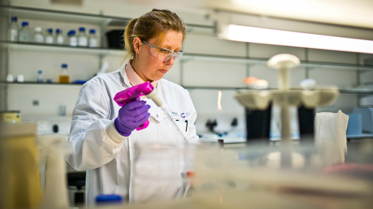 CRUK-MEDI Alliance Laboratory