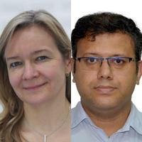 Lead applicants Anita Grigoriadis and Swapnil Rane