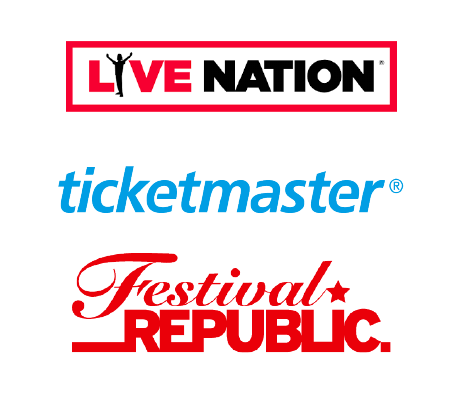 Live Nation - Ticketmaster - Festival Republic