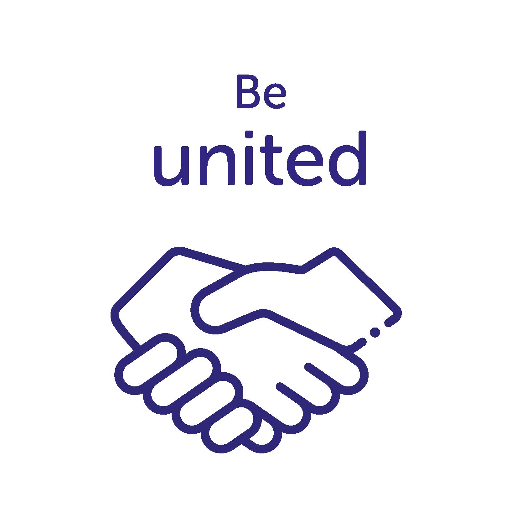 be united logo