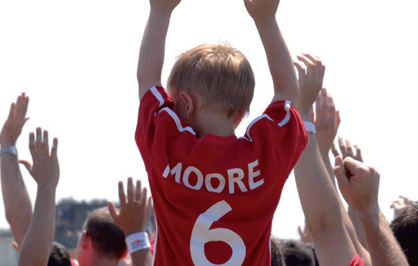 Fundraising pack for Be Moore