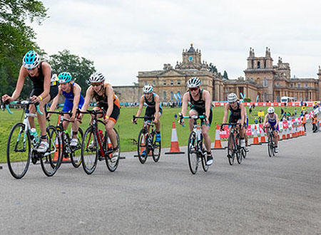Blenheim Palace Triathlon