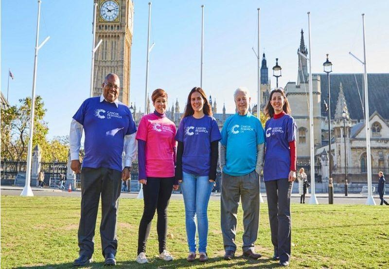 Campaign volunteers