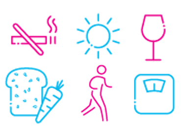 Prevention icons