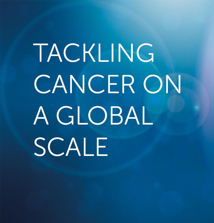 Cancer Grand Challenges homepage header