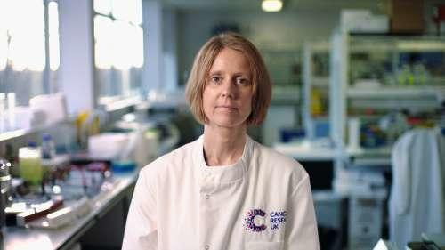Clare a reseracher at Birmingham University