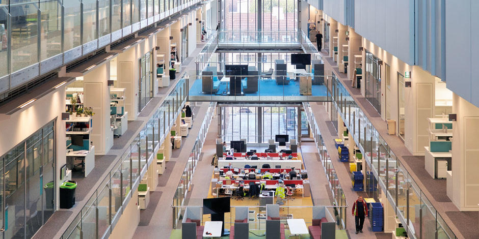 Open for business: inside the Francis Crick Institute