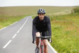 Male cycling