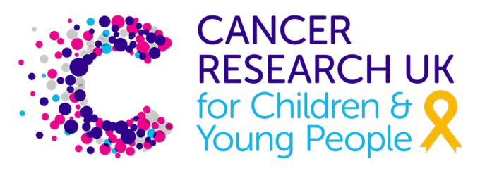 Cancer Research UK for children and young people logo