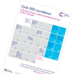 Cycle 300 calendar