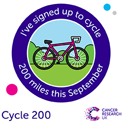 Cycle 200 badge
