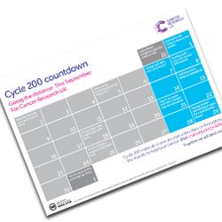 cycle 200 calendar