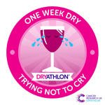 Dryathlon 2017 1 Week Dry badge thumbnail