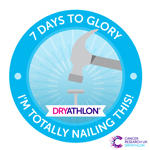 Dryathlon 2017 7 days to go badge thumbnail