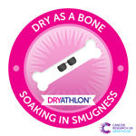 Dryathlon 2017 Dry as a bone badge thumbnail