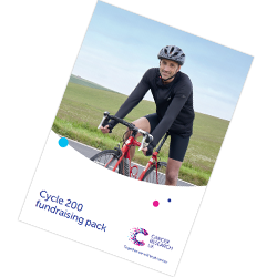 Cycle 200 Fundraising Pack